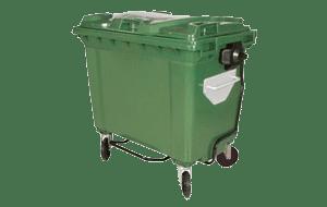 Plastik Çöp Konteyneri